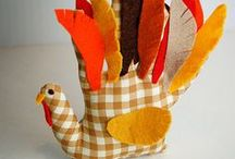 Holidays - Thanksgiving / Thanksgiving crafts, printables, decor & food. / by Jen @ TheSuburbanMom.com