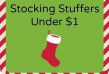 Christmas Shopping Ideas / Need help planning your Christmas shopping? Maybe you need stocking stuffer ideas? These pins are all about Christmas shopping!