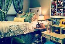 Dorm / by Abby Holtzclaw