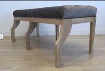 Upholstery: Ottoman + Bench Designs