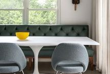 Casual Dining + Banquettes