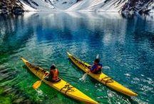 Kayaking & SUP / #kayak #SUP