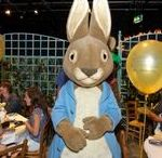 Peter Rabbit On Tour / Catch up with Peter and his friends around the world - in costume, and on the stage!