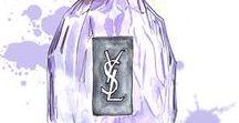 """""""Das Parfum einer Frau ist ihr Geheimnis."""" - Louis Aragon / ... bei mir nicht! Hier eine Liste meiner liebsten Parfums."""