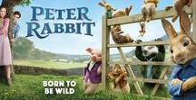 Peter Rabbit Movie / Your favourite characters in a brand new adventure!