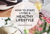 Healthy Lifestyle / Tips and tricks to that will keep you motivated and includes health and fitness topics, habits, routine, planners, starting a healthy lifestyle and other topics such as clean eating, detox, fitness, motivation, workouts, weight loss.