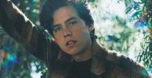 Cole Sprouse / hey youuu, Cole aka Jughead in Riverdale is my eternity love... I love him more than much!