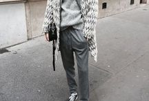 W I N T E R - F A S H I O N / Fashion trends when cold is out.