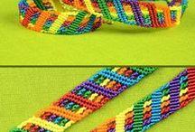 Knots / Nauhoja ja muita solmeilemalla tehtyjä esineitä