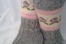 Knitted socks / Knitted socks