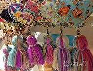 Diy, Yarn, Colors / Diy ideas
