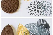 Fabric printing / Fabric printing ideas