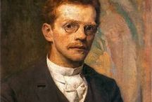 Józef Mehoffer (1869 -1946) / malarstwo, witraże