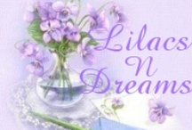 LilacsNDreams Blog & More . . . . / Vintage, Collectibles, Vintage Inspired, Repurposed, Upcycled, Recycled, Reinvented, Reused, Handmade, Homemade, Home Decor, Housewares, Blog, Blogging,