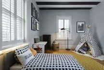 the boy's room / by Lori Johnson