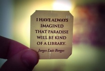Quotes for Library Lovers