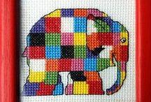 Cross stitch / by Ruthy Jenkins
