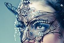 Simply Beautiful: Masks, Fans & Jewelry / by Maria Carey Jackson / CraftyMACJ