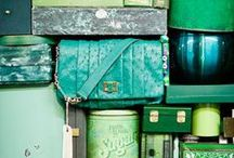 Green Board / Draw inspirations from everything around you: Green is one of the color collections in the Design Memory Craft line.  Please note: Design Memory Craft makes every effort to find the original post. If you would like the pin removed, please e-mail us at designmemorycraft@fabercastell.com / by Design Memory Craft