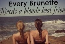 For The Girls / A place to share with ma bestie