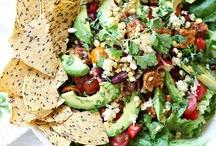 Salads / by Amanda Teel