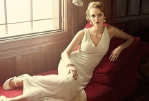 1930s Wedding Ideas / Stunning inspiration for your 1930s style wedding. Fall in love with beautiful bias cut wedding gowns, Art Deco bridal accessories and elegant decor ideas for charming vintage style.