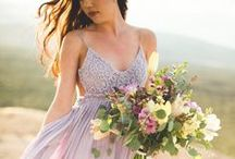 Lilac Wedding Ideas / Luscious lavender to magical mauve, let our lilac wedding ideas inspired you.