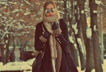 Style - Cool Weather / Cute and cozy to keep warm