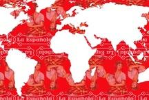 La Española por el Mundo / La Española es una marca con un fuerte carácter internacional y viaja por todo el mundo.