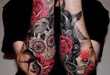 tattoos / by Jolly Edmonds