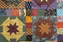 Pretty Quilts / I love pretty quilts....and some not so pretty, but they are someones work. / by Deborah Baxter