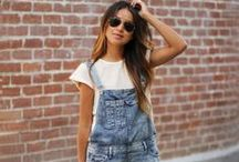 Style inspiration- DENIM / by Dragana Duric