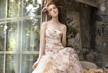 Floral Wedding Ideas / Create a gorgeous wedding filled with flowers.