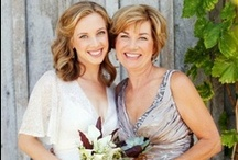 Mother of the Bride Fashion Ideas / Make sure your mum looks fabulous on your big day.