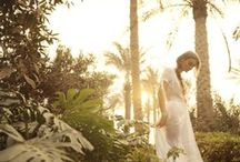 Tropical Wedding Ideas / Inspiration for wedding in tropical destinations