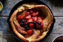 Food - Breakfast / Amazing breakfast ideas. T&T is tried and true and delicious.