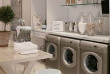 Mud Rooms & Laundry Rooms / Mud Rooms & Laundry Rooms that are great-looking and functional / by Chellie Hailes
