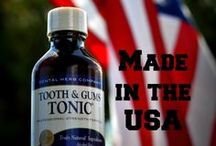Tooth and Gums Tonic / by Natural Gumption