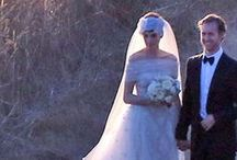Celebrity Weddings / Your favourite celebrities' special day
