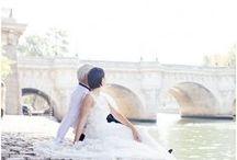 Paris Wedding Ideas / Ideas for a romantic wedding in Paris