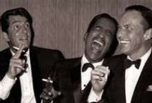 That's Entertainment: The Rat Pack / by Maria Carey Jackson / CraftyMACJ