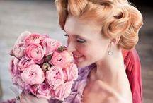 Pink & Lilac Wedding Ideas / A pretty pink & lilac wedding colour scheme for feminine & romantic style.