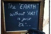 Creative Wit , Wisdom & Truth / by Maria Carey Jackson / CraftyMACJ
