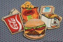 Incredible Edibles: Cookie & other Food Art / by Maria Carey Jackson / CraftyMACJ