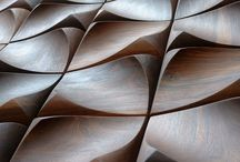 SURFACES in wood / Exploring the creative potential of wooden (and other) surfaces / by Jody Koomen