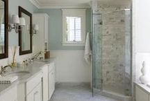 Bath - Possibilities / Bath renovation results, refreshing décor ideas and products to personalize the bath!