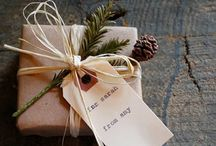 Crafts - Packaging / Perty packaging ideas