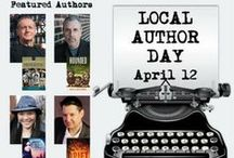 Local Author Day 2014 / READ LOCAL! Here is your chance to discover new authors or meet familiar authors from the greater Princeton area! On Saturday April 12th our community room will be filled with authors from 1-4 pm. They will display and sign books as well as take time to chat and answer your questions. Four featured authors will read from their works for 12-15 minutes each. Ten additional writers, chosen by lottery, will read or speak for 5-7 minutes each.