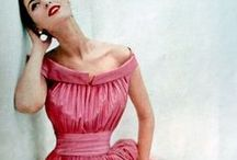 Vintage Fashion / Our favourite vintage fashion from iconic decades!