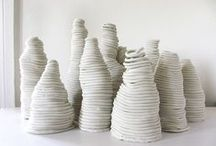 Creating with Clay / Pottery, ceramic, sculpting, etc.. / by Ankita Sheth